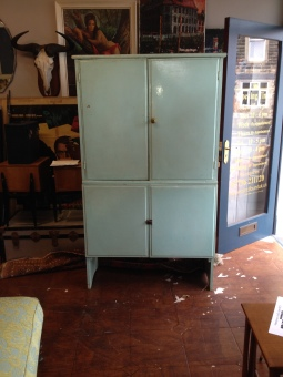 original paint on this larder cupboard - £150
