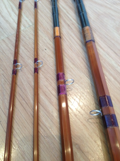 Superb condition - really nice salmon rod - would be perfect on the upper Ribble £180