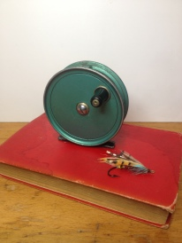 Great colour - nice little trout reel - would look ace on either of the cane rods I have in stock at the moment £20
