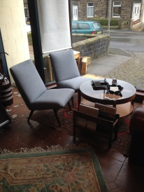 Parker Knoll 1960's refurbished like new £190 - now sold