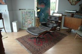 Eames chair ( copy ) footstool £550