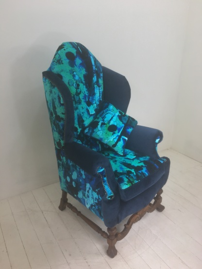 Possibly the finest wingback in the country - A unique one off